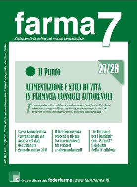 Farma7 n. 27/28 dell'8 luglio 2016