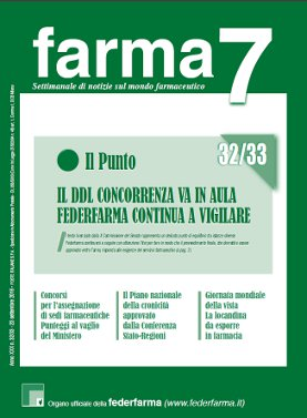 Farma7 n.32/33 del 23 settembre 2016