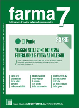 Farma7 n.35/36 del 14 ottobre 2016