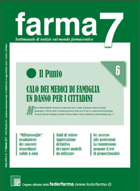Farma7 n.6 del 17 febbraio 2017
