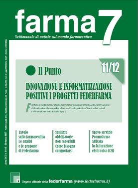 Farma7 n.11/12 del 24 marzo 2017
