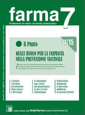Farma7 n.14/15 del 14 aprile 2017