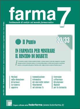 Farma7 n.32/33 del 22 settembre 2017