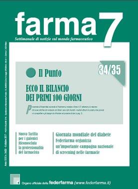 Farma7 n.34/35 del 6 ottobre 2017