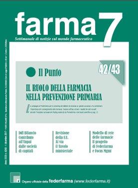 Farma7 n.42/43 del 1° dicembre 2017
