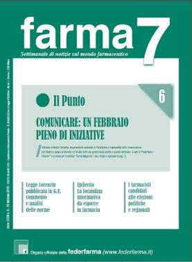 Farma7 n. 6 del 16 febbraio 2018