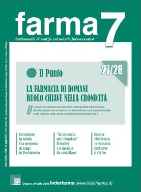 Farma7 n.27/28 del 13 luglio 2018