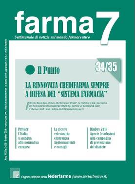 Farma7 n.34/35 del 5 ottobre 2018