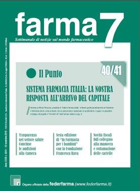 Farma7 n.40/41 del 16 novembre 2018
