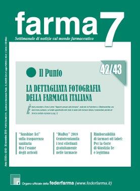 Farma7 n.42/43 del 30 novembre 2018