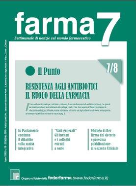 Farma7 n.7/8 del 22 febbraio 2019