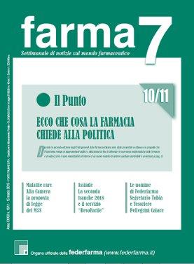 Farma7 n.10/11 del 15 marzo 2019