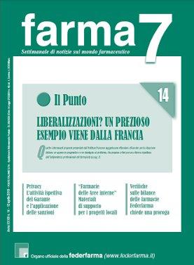 Farma7 n. 14 del 12 aprile 2019