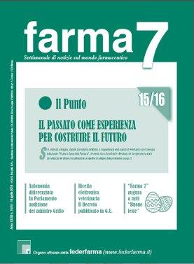 Farma7 n.15/16 del 19 aprile 2019