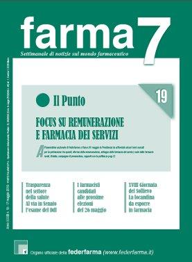 Farma7 n.19 del 17 maggio 2019