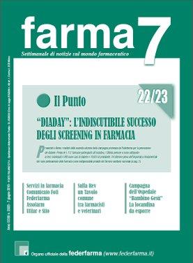 Farma7 n.22/23 del 7 giugno 2019