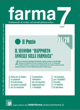 Farma7 n.27/28 del 12 luglio 2019