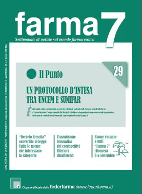 Farma7 n.29 del 26 luglio 2019