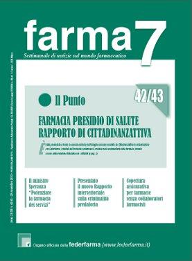 Farma7 n.42/43 del 29 novembre 2019
