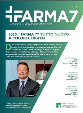Farma7 n.1 del 15 gennaio 2020