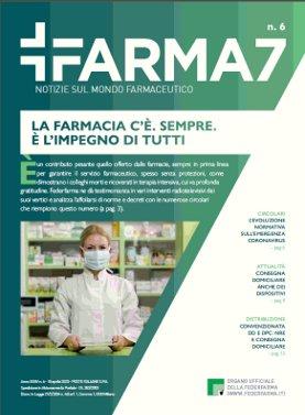 Farma7 n. 6 del 15 aprile 2020