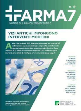 Farma7 n.10 del 15 giugno 2020