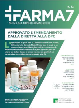 Farma7 n.12 del 22 luglio 2020