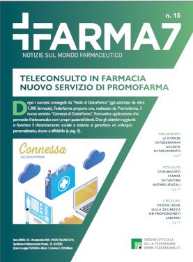 Farma7 n.15 del 30 settembre 2020