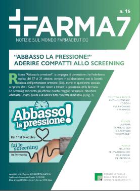 Farma7 n.16 del 15 ottobre 2020