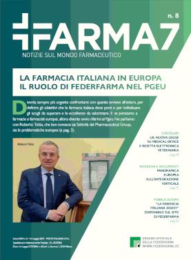 Farma7 n.8 del 14 maggio 2021