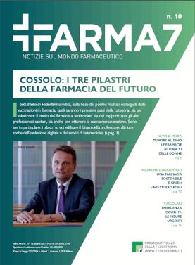 Farma7 n.10 del 15 giugno 2021