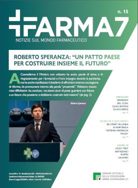 Farma7 n.15 del 30 settembre 2021