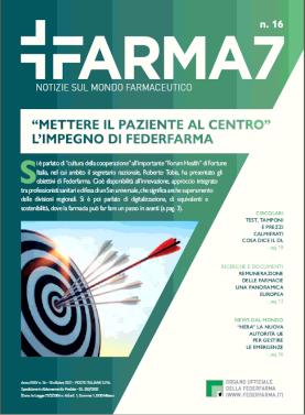 Farma7 n.16 del 15 ottobre 2021