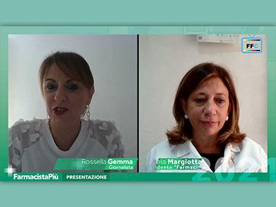FarmacistaPiù, Margiotta (Farmaciste insieme): in farmacia supporto concreto alle donne vittime di violenza
