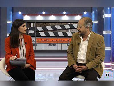 """'Il diritto alla felicità', miglior film al Castellabate International Film Festival. Rossi Massimi: """"Cultura: miglior mezzo per raggiungere la felicità"""""""