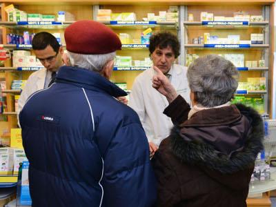 Coronavirus: farmacie e farmacisti punto di riferimento per i cittadini