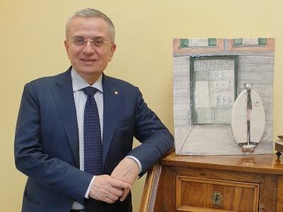 Roberto Tobia eletto alla presidenza PGEU