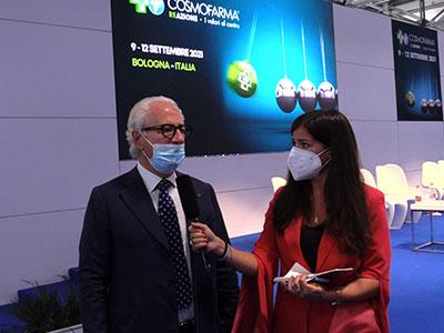 """Farmacie sul territorio, D'Ambrosio Lettieri: """"Tre i pilastri: prossimità, sostenibilità economica e competenze"""""""