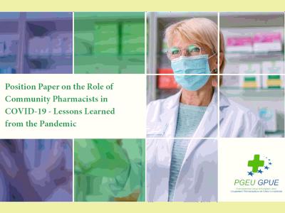 Dal Pgeu il Position Paper sul ruolo della farmacia nel sostegno alle comunità locali