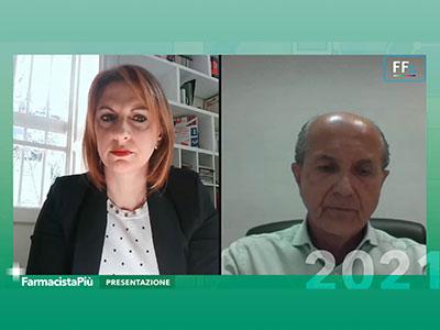 """FarmacistaPiù, Alessandro Colombo (Integratori Italia): """"La farmacia rimane il luogo elettivo di acquisto"""""""